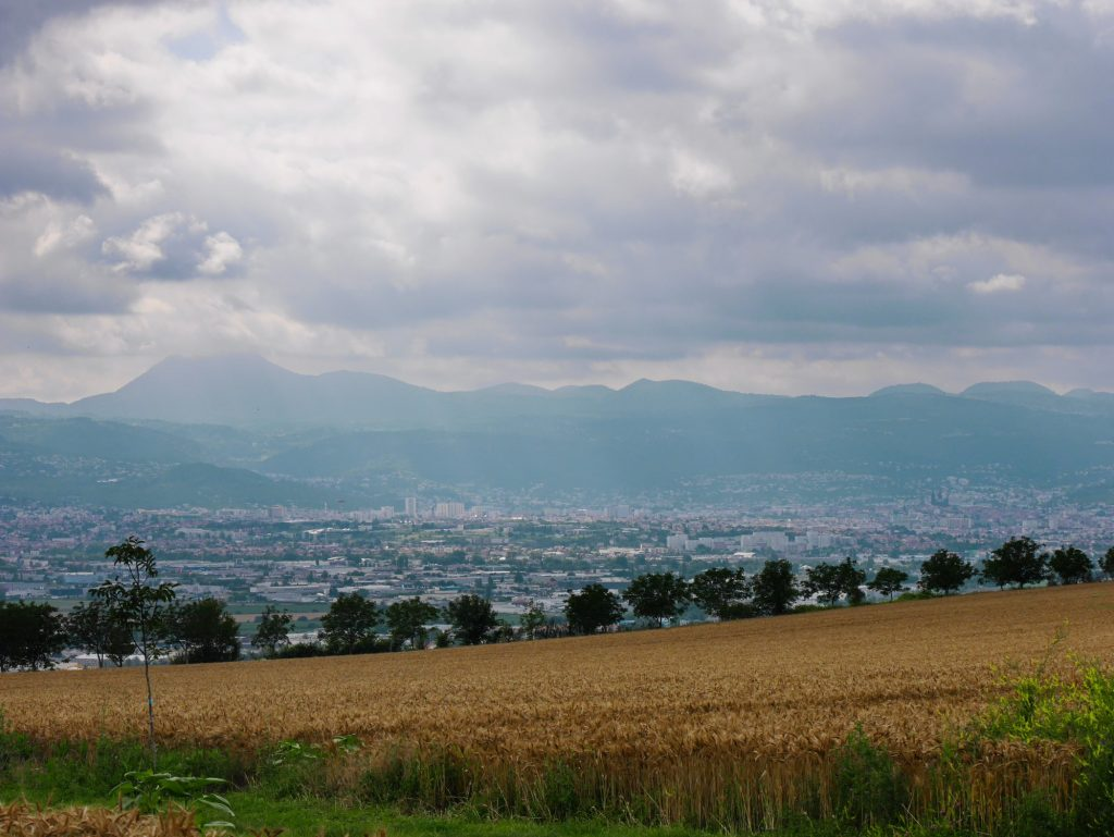 Wanderung Cournon d'Auvergne